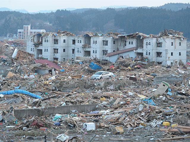 大震災 死体 東日本